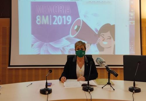 El IAM atendió en 2019 en Almería a cerca de 12.000 mujeres