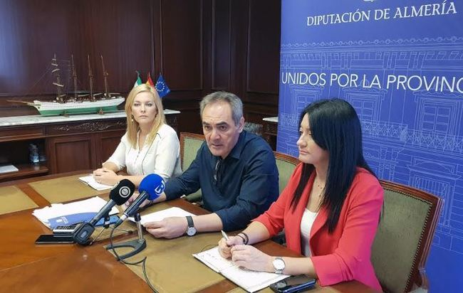 El PSOE propone crear un Consorcio Provincial de Bomberos