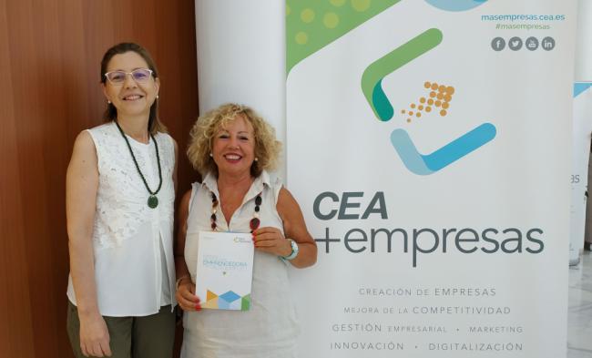 Copia Master ha sido la mejor valorada en el Networking de CEA+Empresas