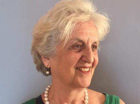 María Jesús Orbegozo lleva 'El éxodo de Málaga a Almería' a Antas