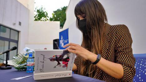 Encuentro literariocon la novelista que ganó BerjArte 2020