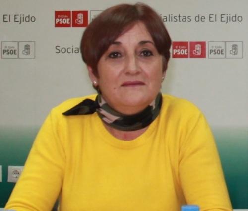 Maribel Carrión Ramos es la nueva portavoz del GMS de El Ejido