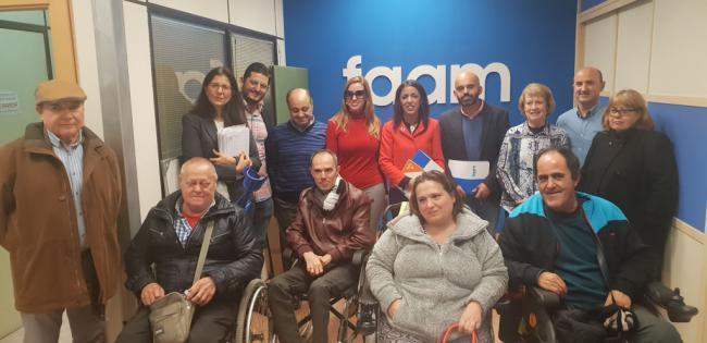 Bosquet: 'Las exigencias de Ciudadanos han permitido más recursos para Dependencia y Discapacidad'