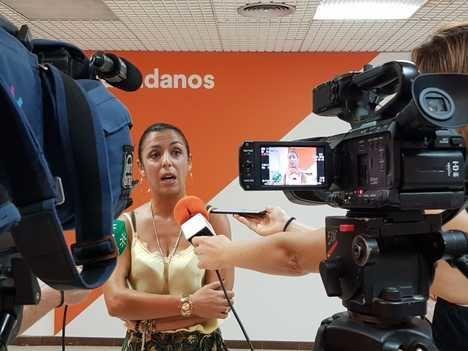 Ciudadanos lamenta que Susana Díaz se conforme con