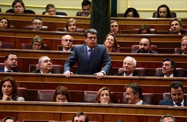 """Matarí: """"Vamos a exigir al nuevo Gobierno que cumpla con Almería"""""""