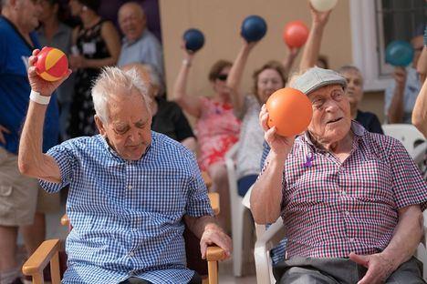 Roquetas conmemora el Día Mundial del Alzheimer