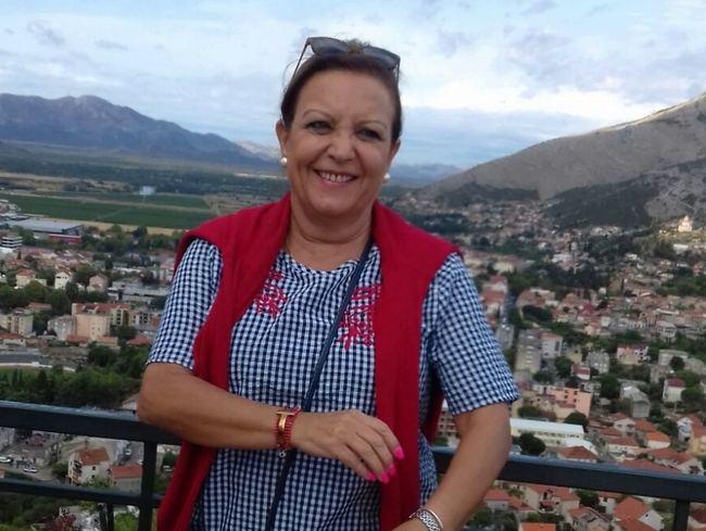 María del Mar Meca Acosta, candidata de Ciudadanos en Huércal-Overa