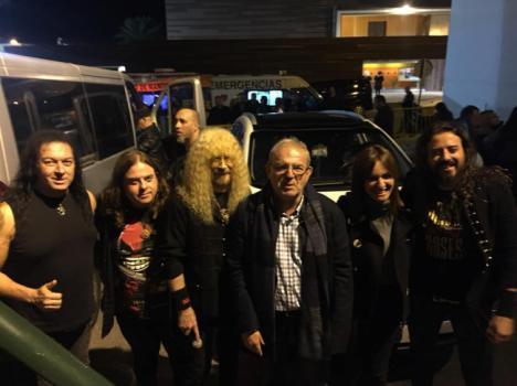 Medina Azahara Pone El Broche Final A 'Cuando Llegue Septiembre, Despiértate A La Cultura'