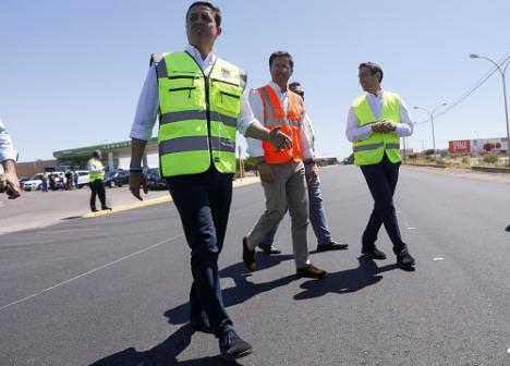 Diputación invertirá 17,2 millones de euros en la Red Viaria