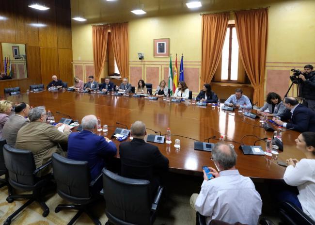 """Bosquet: """"La situación ferroviaria de Almería es inhumana"""""""