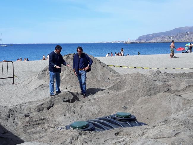 Ciudadanos Almería denuncia el incumplimiento de plazos del Plan de Playas 2019