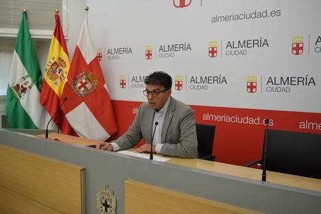 Cs Almería urge a buscar una solución a la carga financiera heredada por el Ayuntamiento tras la extinción de Emisa
