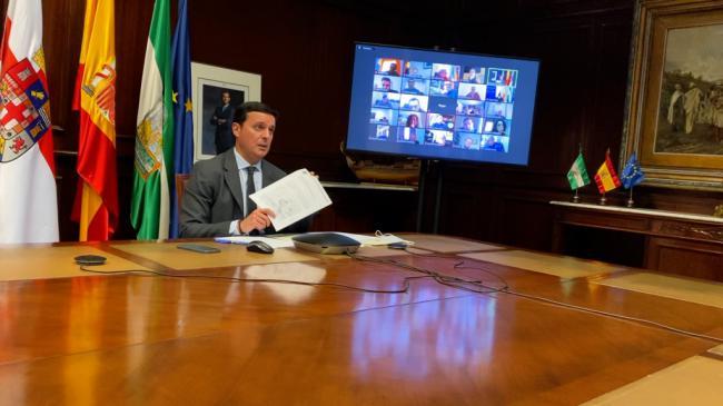 Diputación traslada a ayuntamientos las propuestas de los hosteleros