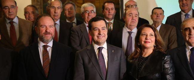El Pacto Andaluz del Agua de la Junta tendrá 247 millones de euros