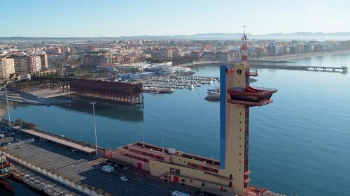 La Autoridad Portuaria licita la redacción del proyecto de ampliación del Muelle de Levante