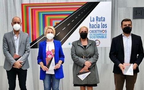 """El Museo de Almería acoge la exposición """"La ruta hacia los objetivos de desarrollo sostenible"""""""
