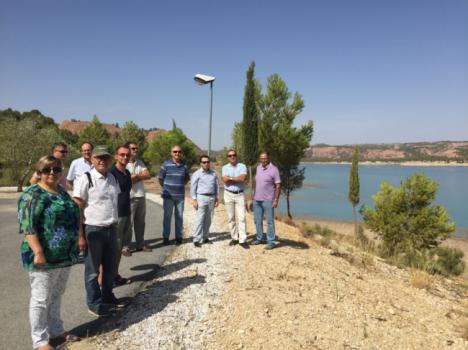 FERAL exige medidas ante la posible suspensión del trasvase Negratín-Almanzora