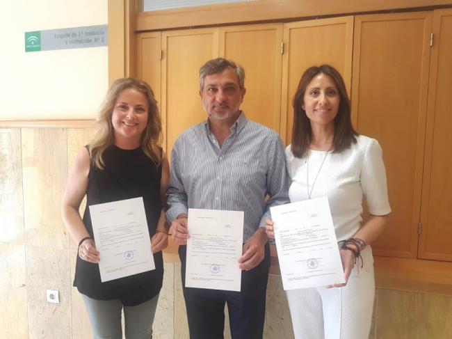 Ángel Escobar, Carmen Belén López y María Luisa Cruz ya son diputados provinciales