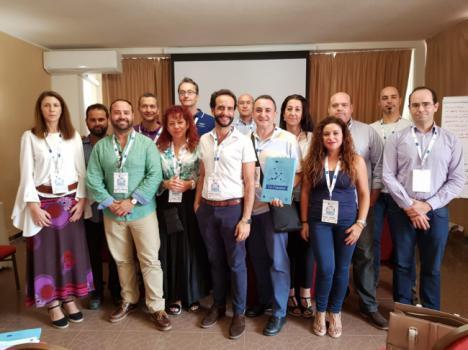 Níjar participa en un proyecto europeo de formación para los empleados públicos