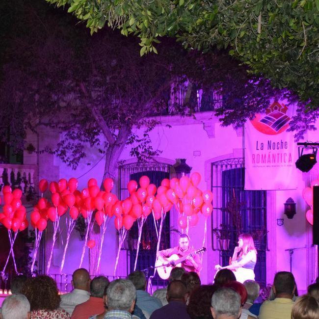 Níjar se prepara para celebrar la Noche más Romántica del año