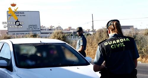 Detenido por el Estado de Alarma tras negarse a regresar a Málaga cuando ya estaba en Viator