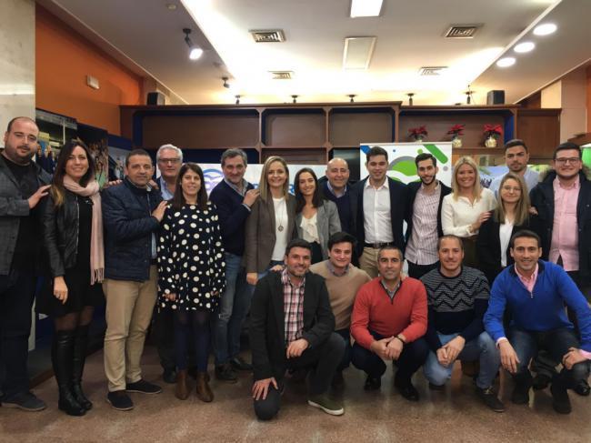 Francisco López elegido nuevo presidente de NNGG Huércal-Overa