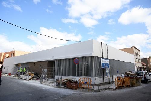 El nuevo edificio municipal de La Cañada acogerá Educación de Adultos