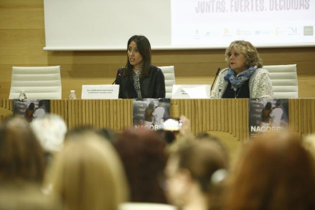 El documental 'Nagore' cierra las actividades del 25N de Diputación