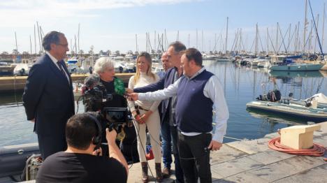 """Javier Nart: """"Almería tiene un turismo de calidad y ecológico, por el que hay que apostar"""""""