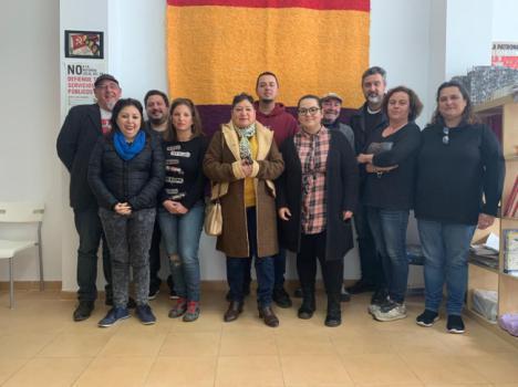 Manuel Álvarez elegido nuevo coordinador de IU en Nijar.
