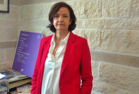 Milagros Cascajares Rupérez es la nueva directora de la Biblioteca Provincial de Almería
