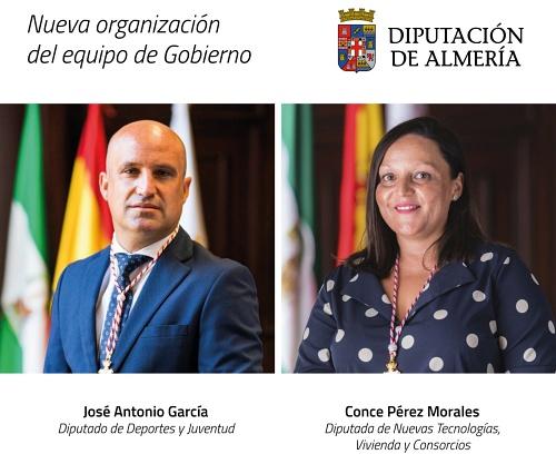 Diputación refuerza su organización ante los nuevos retos sociales de la provincia