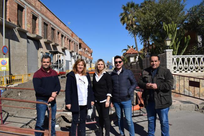 Medio millón de euros para mejorar el centro de Campohermoso