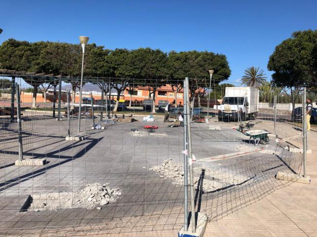 El barrio de Bellavista tendrá un nuevo parque biosaludable