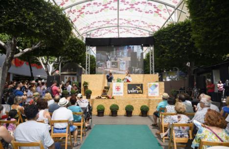 #Almeriaenferia rinde homenaje a la Capital Española de la Gastronomía