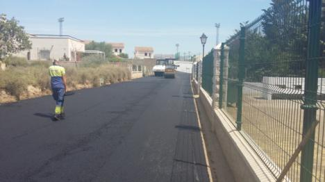 Diputación culmina la modernización de las Calles Real Alta y Merendica de Abla