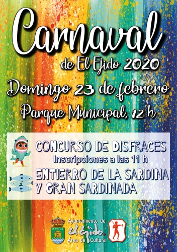 Arranca este fin de semana el Carnaval de El Ejido 2020