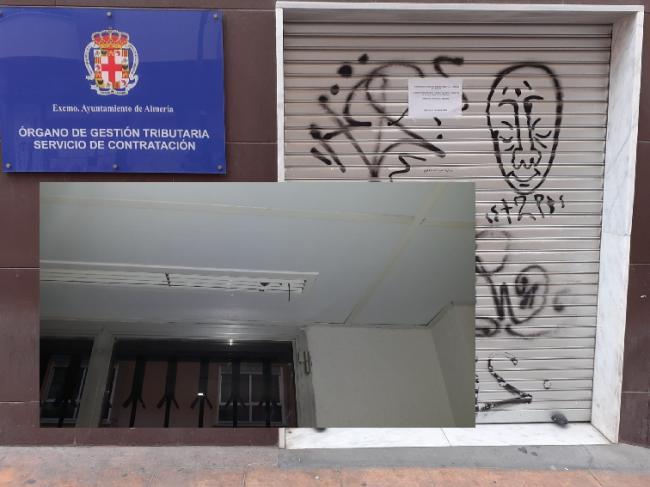 """Cierre de Gestión Tributaria por """"ratas muertas en descomposición"""""""