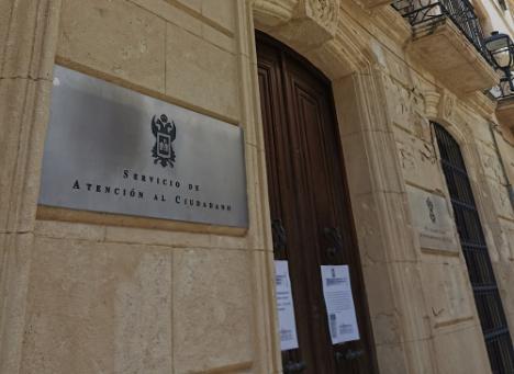 El Ayuntamiento de Vera reforzará el control de aforo en dependencias municipales