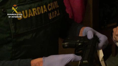 La Guardia Civil detiene a cinco personas y esclarece un homicidio cometido en Paterna