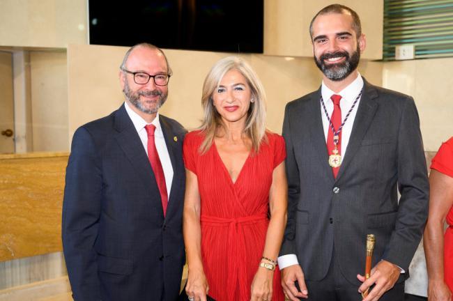 """La consejera de Cultura anuncia que """"la Junta hará una apuesta fuerte por la Alcazaba, OCAL y CAF"""""""
