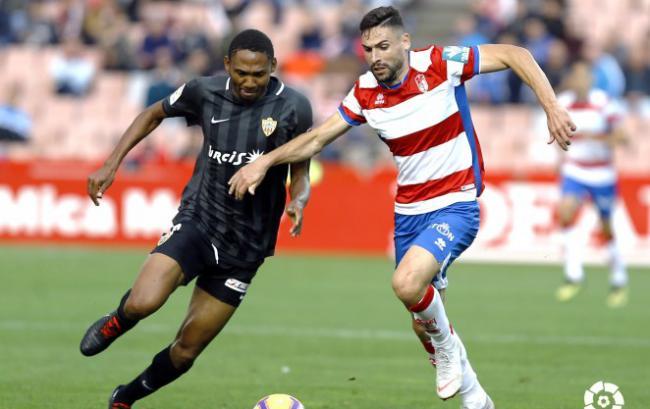 El Almería también se medirá con el Granada CF en la pretemporada