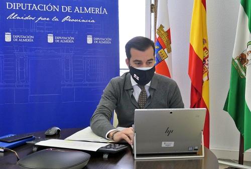 Diputación será pionera en la digitalización de la gestión de los cementerios