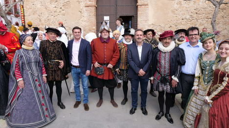 Padules viaja a 1570 para revivir 'La Paz de Las Alpujarras'