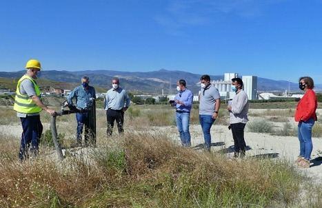 Convenio para el sellado de los vertederos de Albox y Vélez Rubio