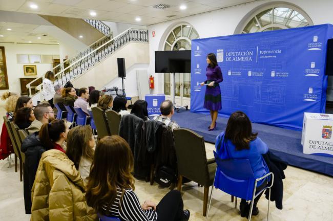 Diputación clausura las últimas acciones de formación y empleo del año 2018