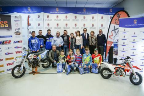 El V Campeonato Provincial de Motocross recorrerá cinco municipios de la provincia