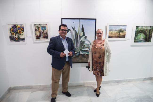 Exposición de 27 obras de la Asociación de Artistas Plásticos de Almería