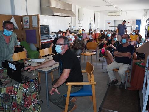 Almería Acoge asistió a 850 personas solo en Níjar