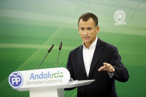 """Pablo Venzal: """"Díaz frivoliza con los Presupuestos de 2019 en medio de una desaceleración económica"""""""